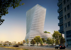 GTC_City Tower Budapest_render 04